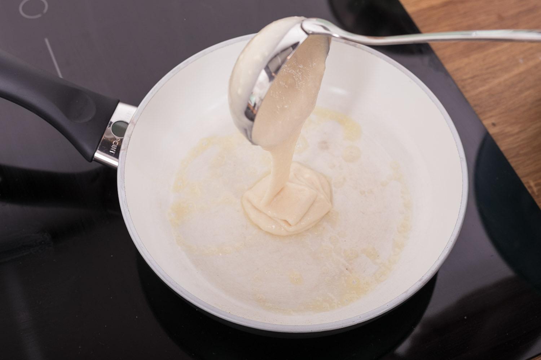 So gelingen Pancakes