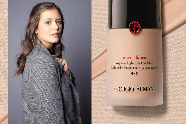 Power Fabric Foundation von Giorgio Armani Beauty