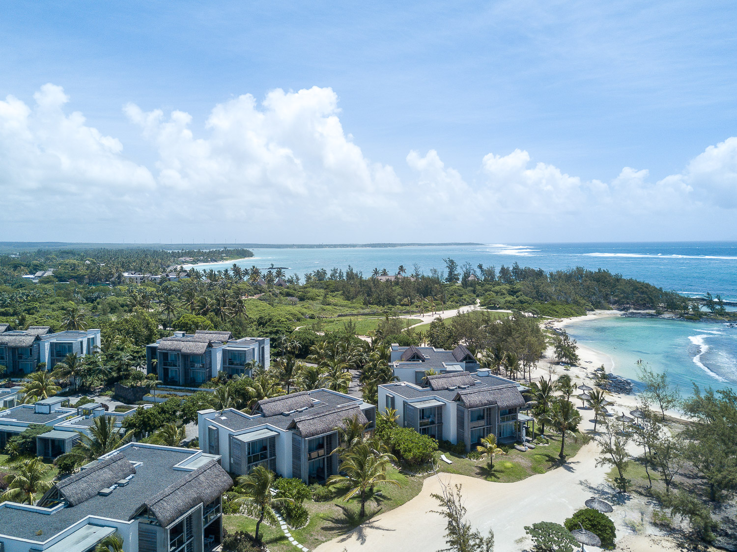 Hotel Long Beach Golf Spa Resort Mauritius