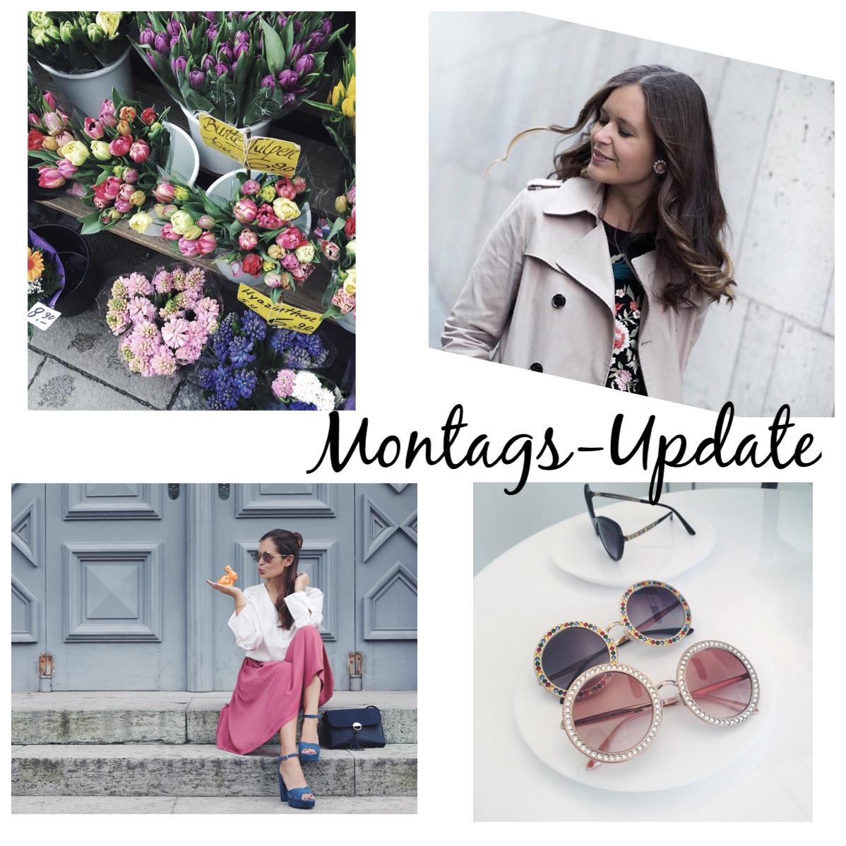 Montags-Update #101: Über einen Mini-Urlaub und eine neue Traumtasche