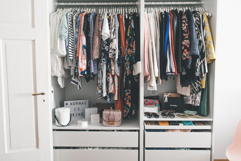 Montags-Update #115: Mein Kleiderschrank, ein tolles Gewinnspiel und ...