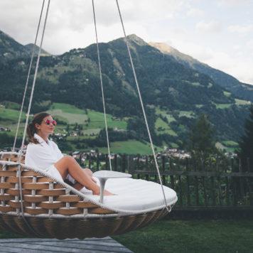 Designhotel in den Alpen