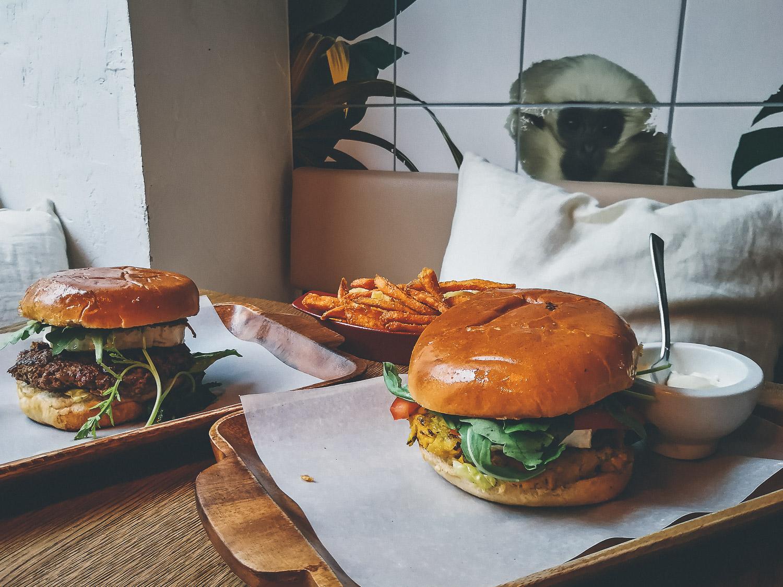der beste Burger in München bei King Loui