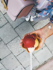 das beste Eis in München bei Jessas