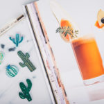 Kaktus Patches zum Aufbügeln