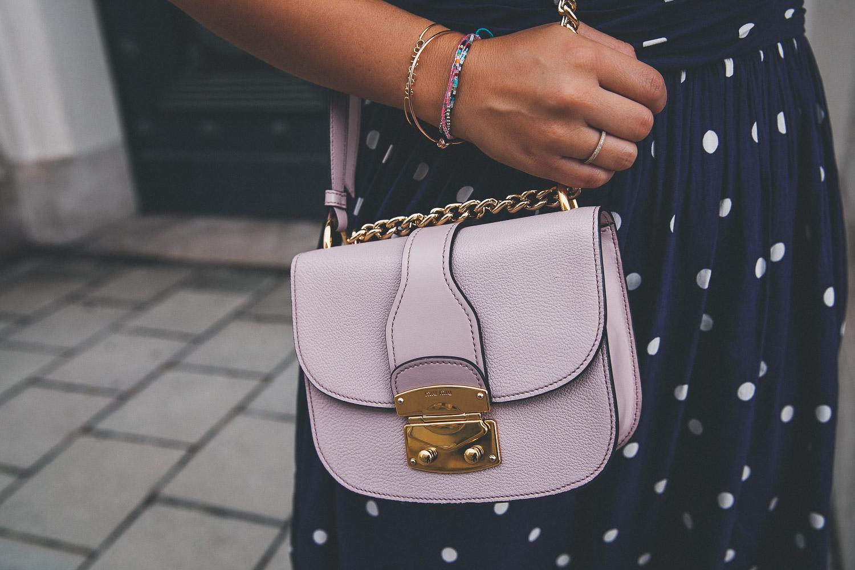 Miu Miu Tasche rosa