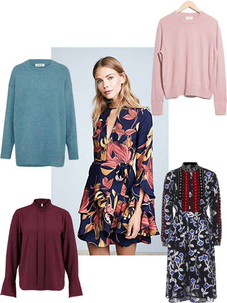 Herbst Trends neu in den Online-Shops