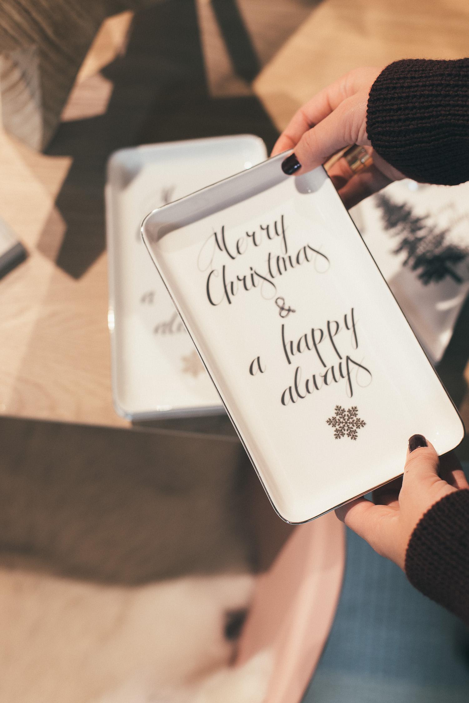 ... Die Mädels Und Jungs Im Store Wissen Bescheid. Happy Christmas  Shopping! Und Für All Diejenigen, Die Es In Den Kommenden Sieben Tagen  Nicht Nach München ...