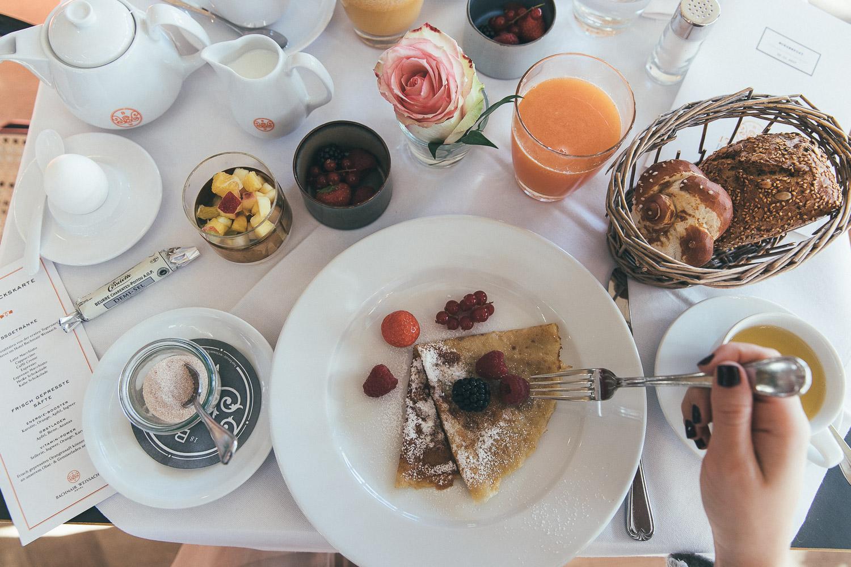 Zeit für Frühstück!