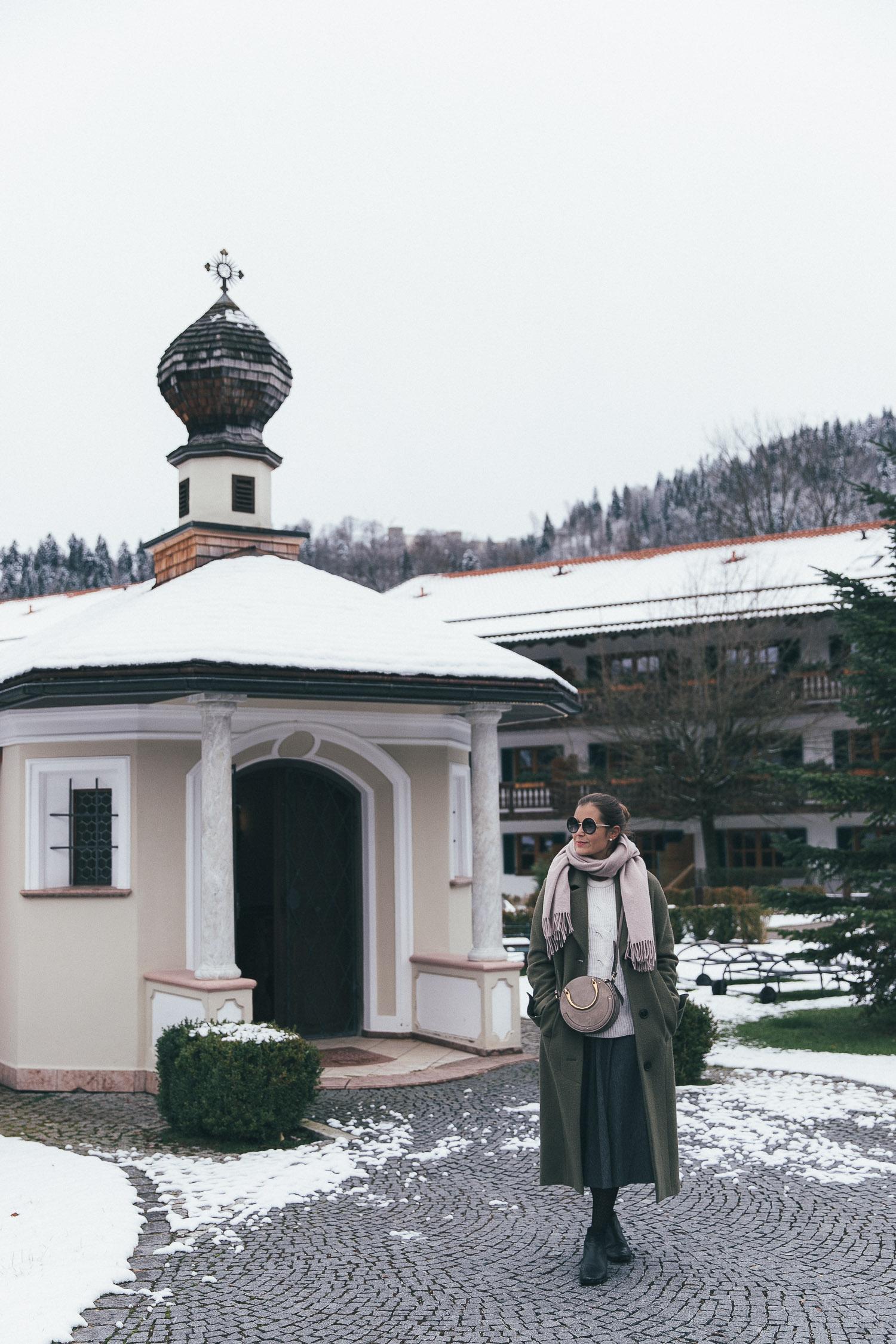 Traumziel im Winter: der Tegernsee