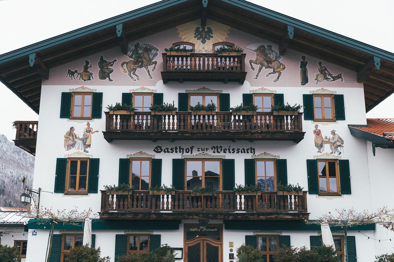 Zu Gast im Bachmair Weissach am Tegernsee