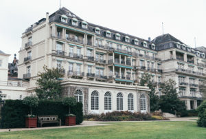 Villa Stephanie Hoteltest