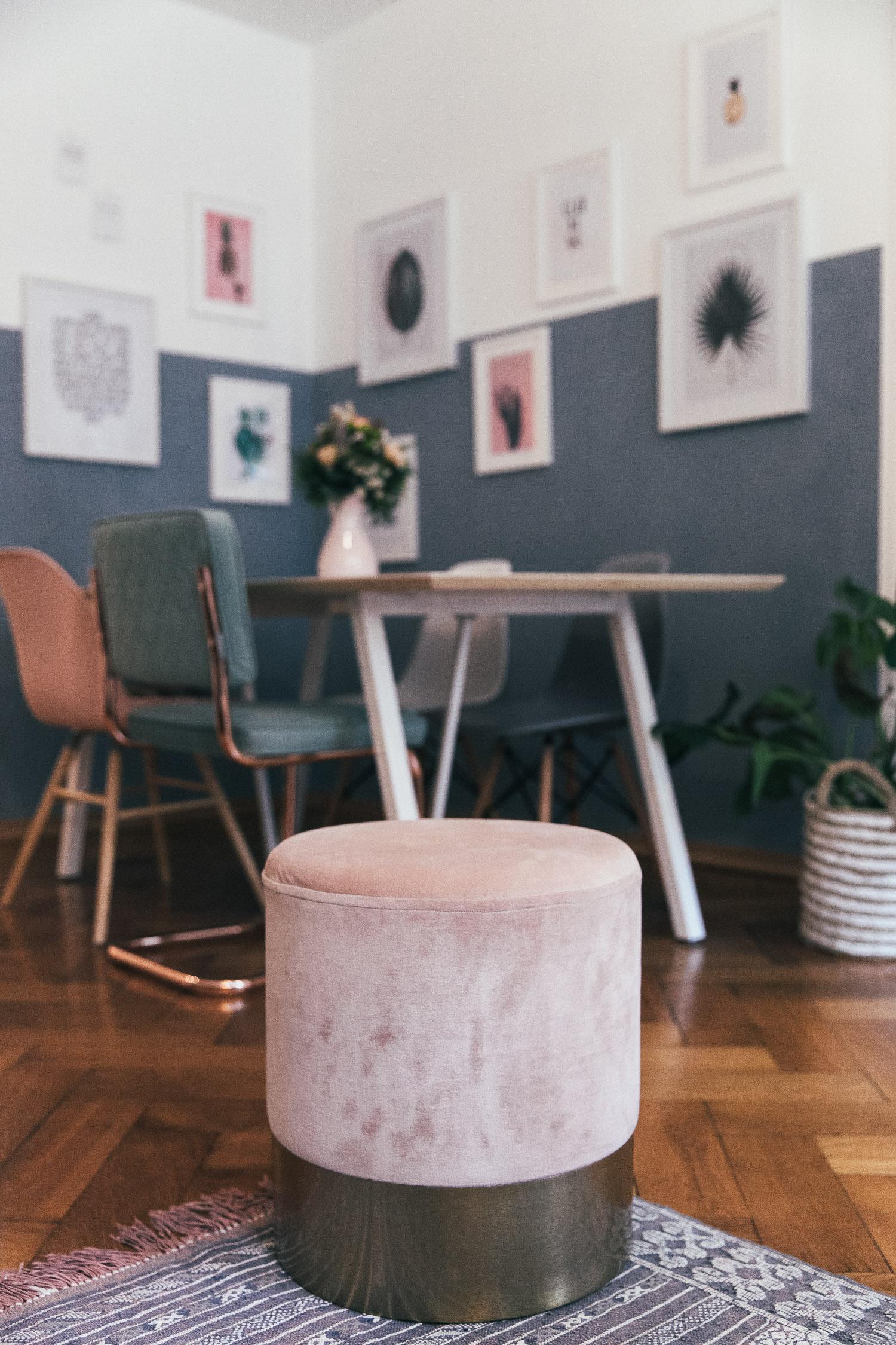 ein neuer interior liebling der pouf josie loves. Black Bedroom Furniture Sets. Home Design Ideas