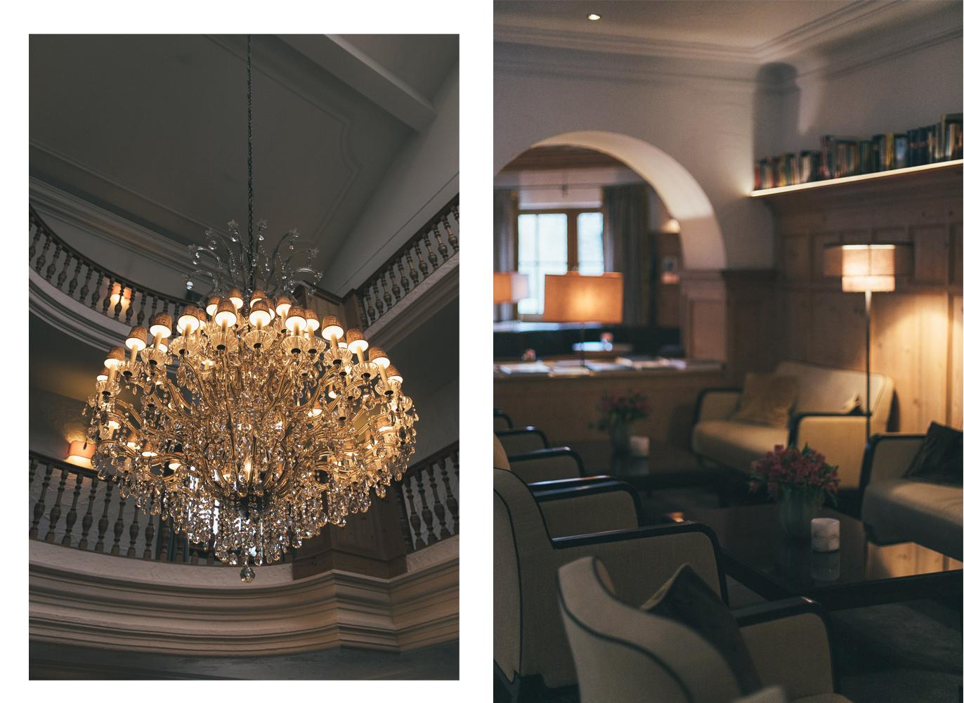 So schön ist das Hotel Bachmair Weissach am Tegernsee