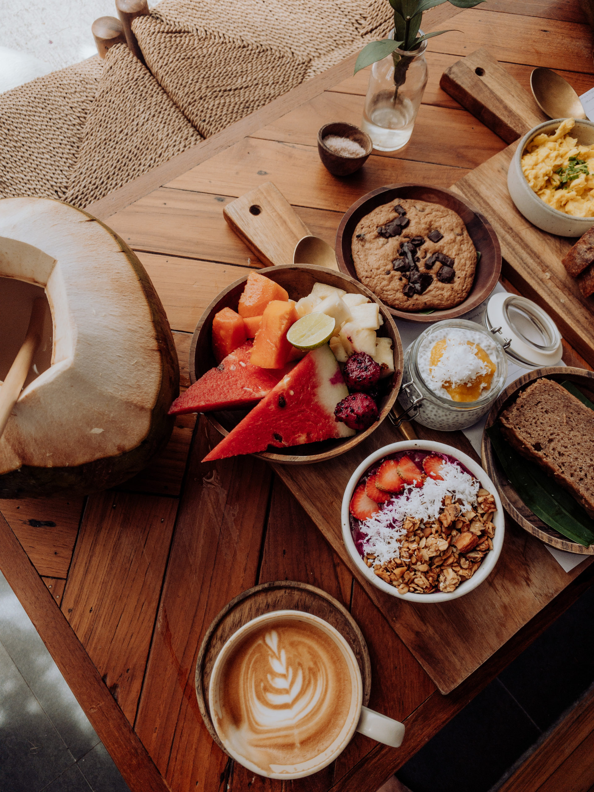 Bali Breakfast Guide Hier gibt's das beste Frühstück