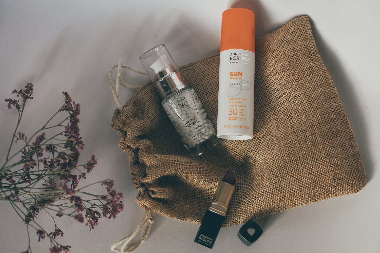 Naturkosmetik Produkte von Annemarie Börlind