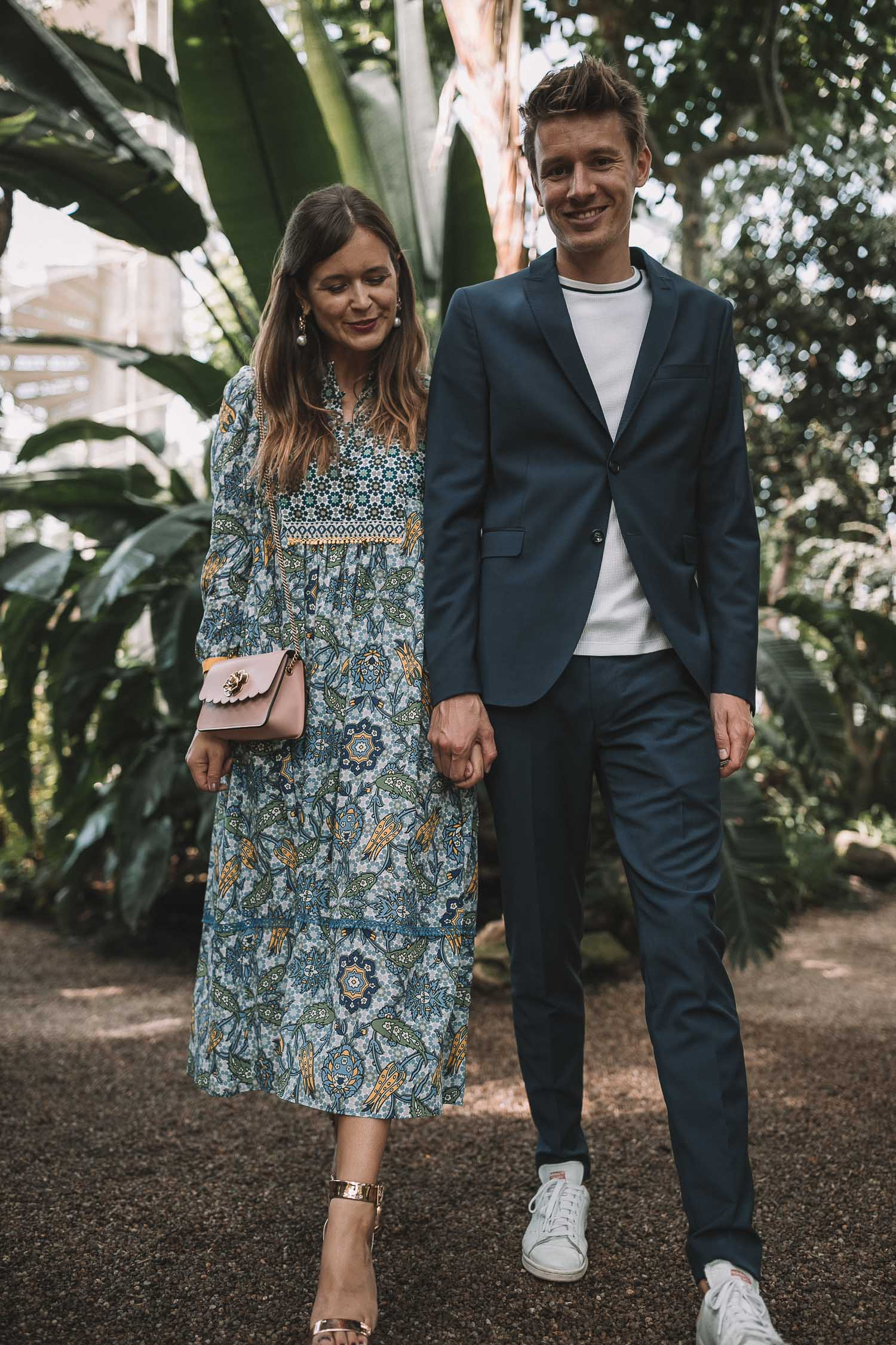 4cb732646c0c52 Outfit Hochzeitsgast Max Mara Kleid-13 - Josie Loves