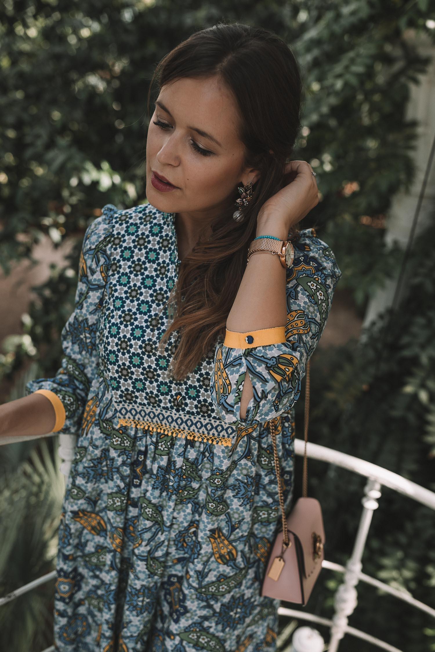 9e075efabd370d Outfit Hochzeitsgast Max Mara Kleid - Josie Loves