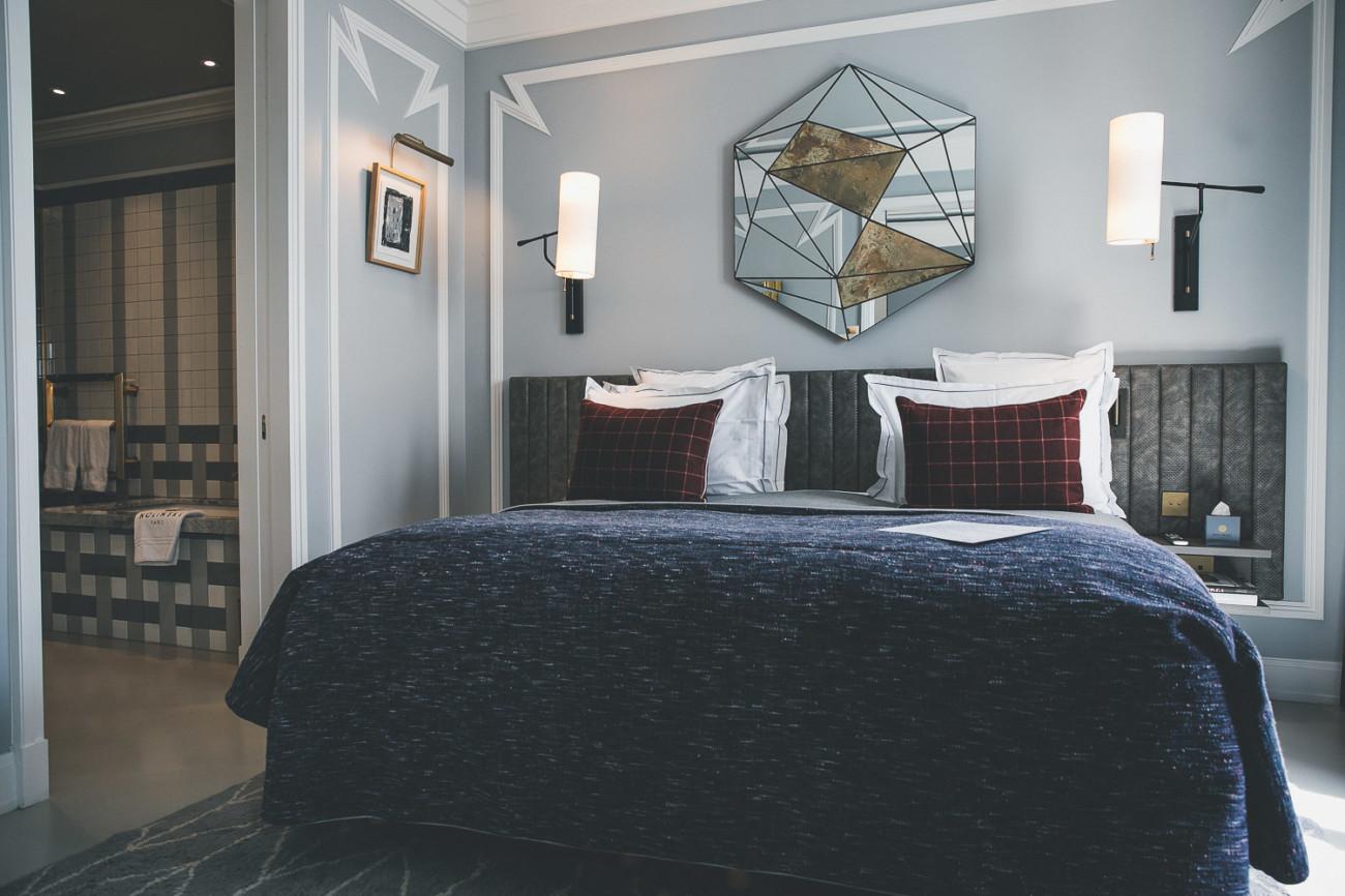 Hotel Nolinksi in Paris