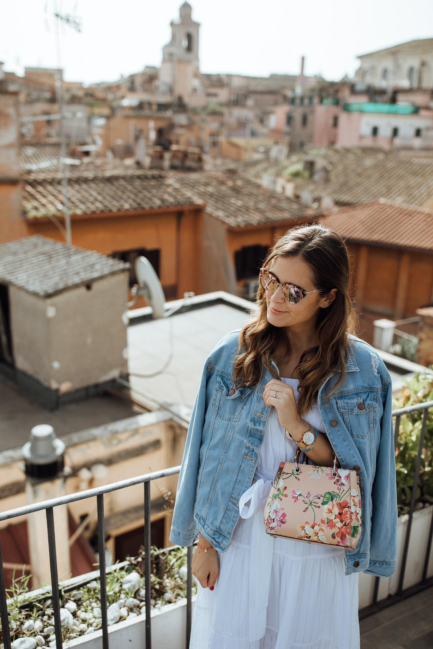 Die beste Reisezeit für Rom? April und Oktober!