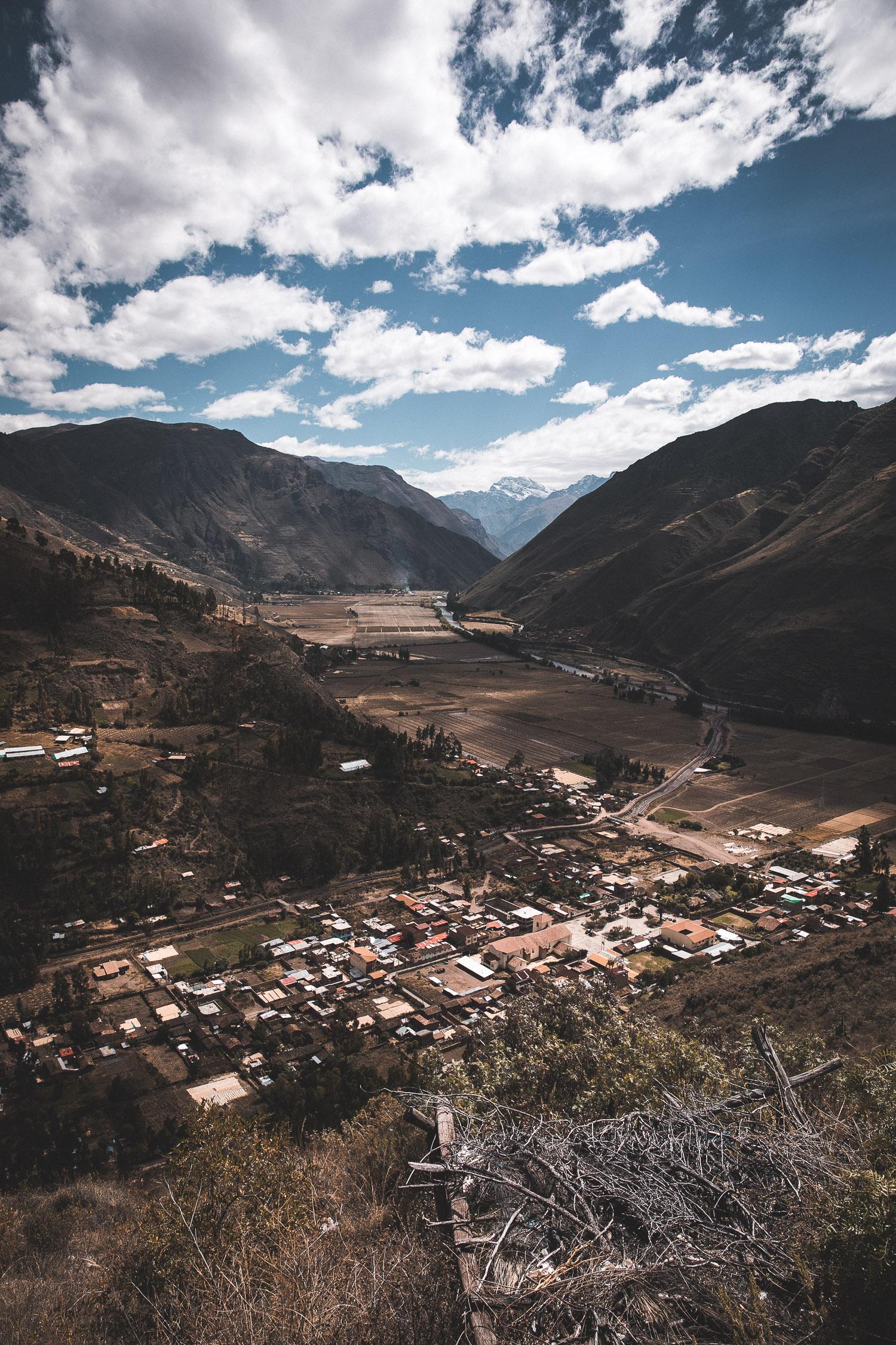 das heilige Tal der Inka