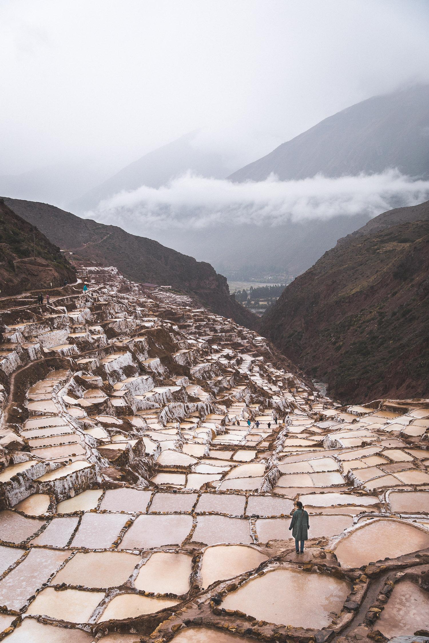 Salinen, Peru