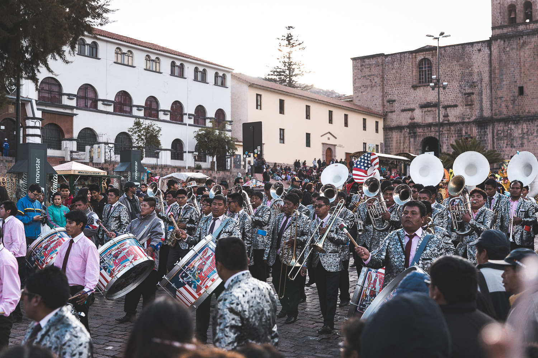 Altstadt von Cusco, Peru