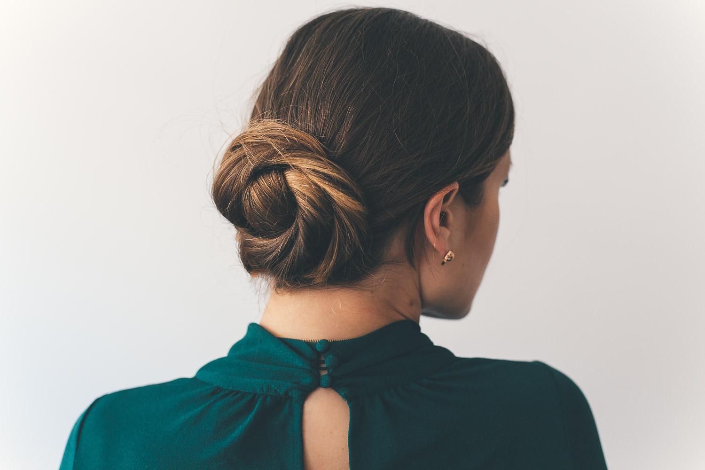 Hair Tutorial Eine Dutt Frisur Fur Jeden Anlass Josie Loves