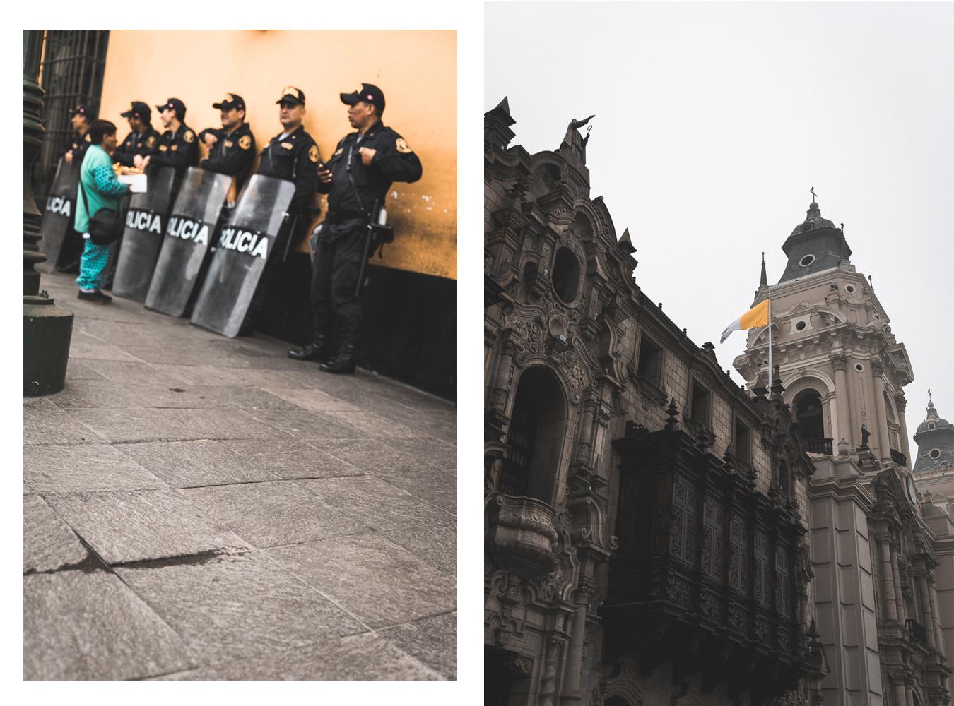 Impressionen aus Lima, Peru