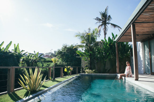 Villa Pool Canggu Bali