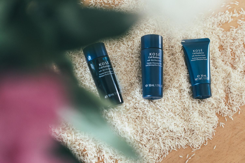 KOSÉ Cell Radiance: Japanische Beauty Geheimnisse - Wie Reis unsere Pflege-Routine bereichert