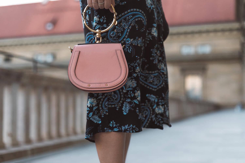 Chloé Nile Bag Sommer 2018 rosa