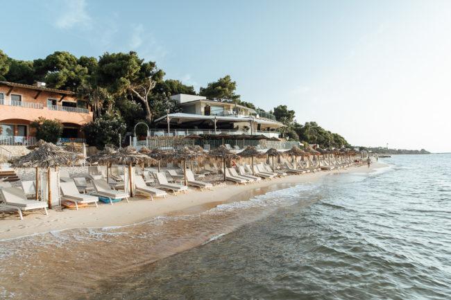 Forte Village Sardinien Strand