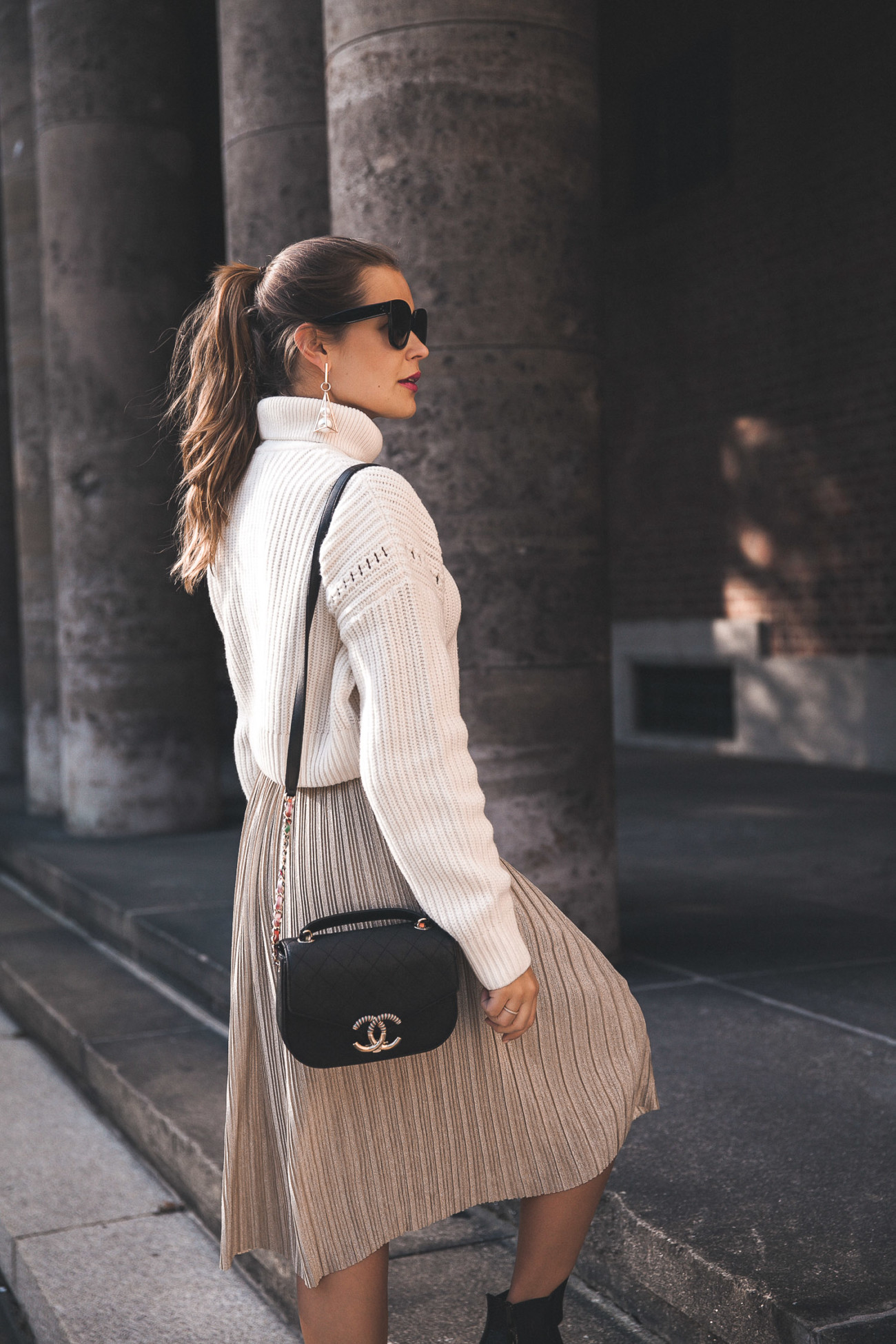 Pullover cremeweiß Trend 2018