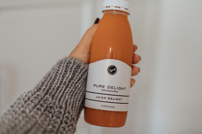 Meine allererste Saftkur: Fünf Tage Juice Cleanse von Pure